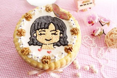 ★奶素快樂媽媽蛋糕★