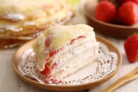 草莓千層(季節限定)
