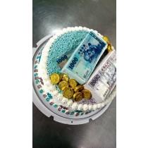 ★鈔票蛋糕★