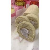 芝麻奶凍捲