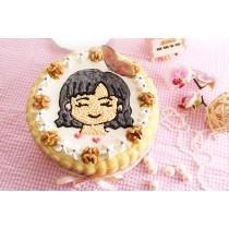 奶素快樂媽媽蛋糕